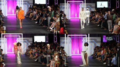 DC fashion runway show