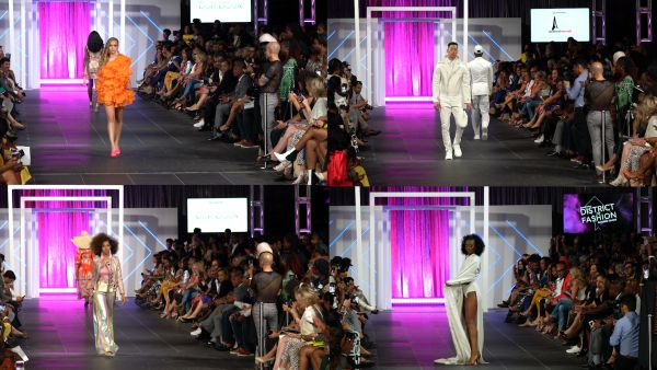 DC fashion runway show